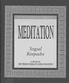 Meditation: A Little Book of Wisdom