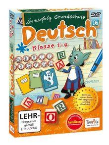 Lernerfolg Grundschule Deutsch 1. - 4. Klasse