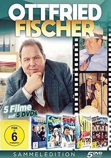 Ottfried Fischer - Sammeledition [5 DVDs - Hochwürden wird Papa, Die blaue Kanone, Die Superbullen, Starke Zeiten, Mama mia - nur keine Panik]