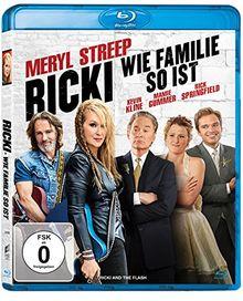 Ricki - Wie Familie so ist [Blu-ray]