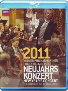 Neujahrskonzert 2011 - Franz Welser-Möst [Blu-ray]