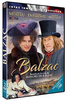 Balzac - Ein Leben voller Leidenschaft (Balzac, Spanien Import, siehe Details für Sprachen)