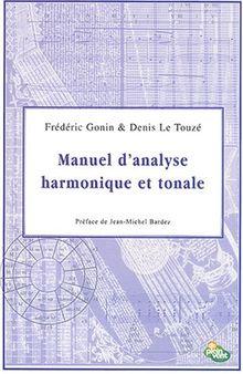 Manuel d'analyse harmonique et tonale
