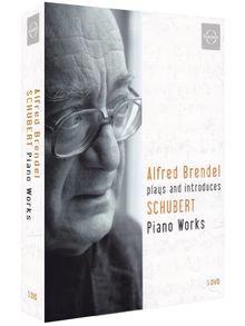 Alfred Brendel - spielt und erklärt Schuberts späte Klavierwerke (5 DVDs)