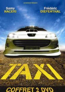 Coffret taxi 3 et 4 [FR Import]