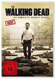 The Walking Dead - Staffel 6 [6 DVDs]