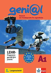 geni@l, Deutsch als Fremdsprache für Jugendliche, Bd.A1 : 1 DVD (PAL)