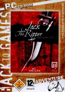 Jack the Ripper [Back to Games]