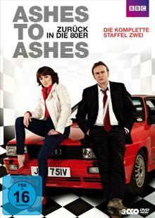 Ashes to Ashes - Zurück in die 80er, Die komplette Staffel Zwei [3 DVDs]