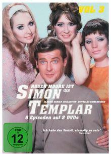Simon Templar - Folge 15 - 20 [2 DVDs]