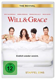 Will & Grace - The Revival: Staffel eins [2 DVDs]