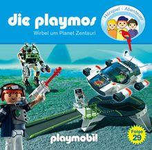 Die Playmos - Folge 29: Wirbel um Planet Zentauri.