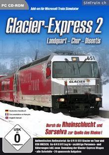 Glacier Express 2