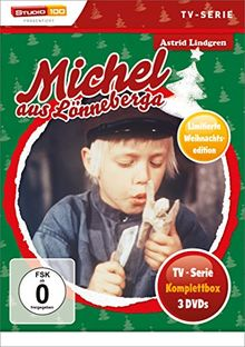 Michel aus Lönneberga - TV-Serien-Box - Christmas Limited Edition [3 DVDs]