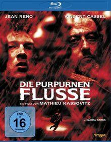 Die purpurnen Flüsse [Blu-ray]