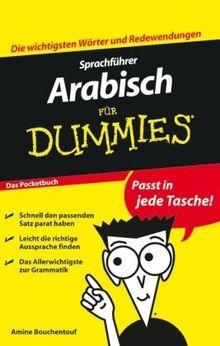 Sprachführer Arabisch für Dummies Das Pocketbuch: Die wichtigsten Wörter und Redewendungen (Fur Dummies)