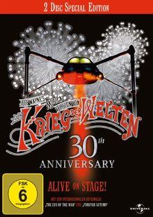 Jeff Wayne's Musical Version von: Der Krieg der Welten [Special Edition] [2 DVDs]