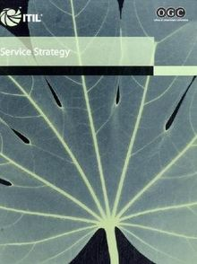 ITIL Service Strategy - German Translation: Office of Government Commerce