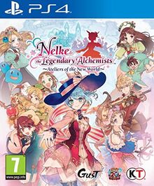 Nelke & the Legendary Alchemists: Ateliers of the New World PS4 [FR]