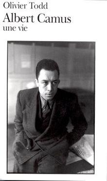 Albert Camus, une vie (Folio)
