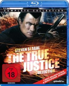 The True Justice - Complete Collection [Blu-ray]