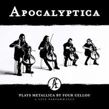 Plays Metallica by Four Cellos-A Live Performance (2CD+DVD Digipak)