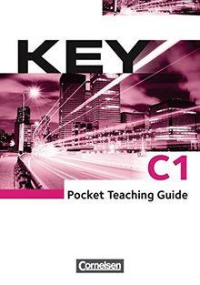 Key - Aktuelle Ausgabe: C1 - Paket für Kursleiter/innen: Kursbuch mit Teaching Guide: Inkl. Kopiervorlagen und Audio-CD