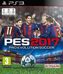PES 2017 PS3 FR