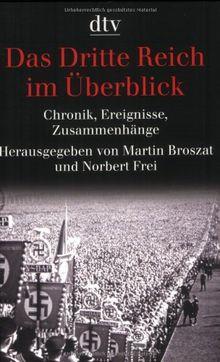 Das Dritte Reich im Überblick: Chronik, Ereignisse, Zusammenhänge