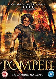 Pompeii [DVD] [UK Import]
