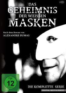 Das Geheimnis der weißen Masken - Die komplette Serie [2 DVDs]