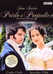 Pride & Prejudice - Stolz und Vorurteil [Director's Cut] [6 DVDs]
