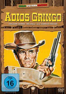 Adios Gringo von Georgio Stegani | DVD | Zustand gut