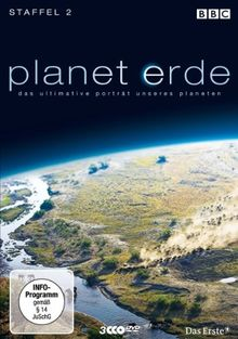 Planet Erde - Staffel 2 (Softbox) [3 DVDs]
