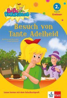 Bibi Blocksberg, Besuch von Tante Adelheid: 2. Klasse (Erstleser)