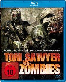Tom Sawyer vs. Zombies [Blu-ray]