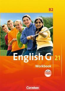 English G 21 - Ausgabe B: Band 2: 6. Schuljahr - Workbook mit CD