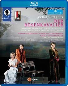 Richard Strauss - Der Rosenkavalier [Salzburger Festspiele 2014] [Blu-ray]