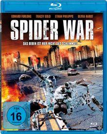 Spider War [Blu-ray]