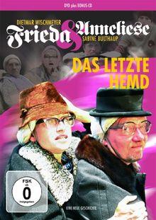Frieda & Anneliese - Das letzte Hemd (+ Bonus Audio CD)