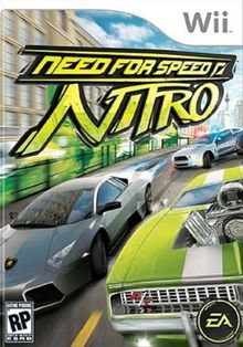 Need for speed : nitro