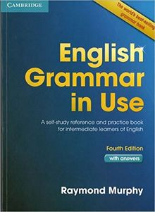 { { [ ENGLISH GRAMMAR IN USE WITH ANSWERS: A SELF-STUDY REFERENCE AND PRACTICE BOOK FOR INTERMEDIATE STUDENTS OF ENGLISH ] By Murphy, Raymond ( Author ) Feb - 2012 [ Paperback ]