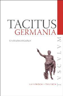 Germania: Lateinisch - Deutsch