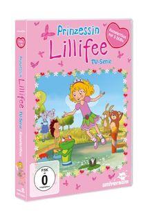 Prinzessin Lillifee - Komplettbox [5 DVDs]