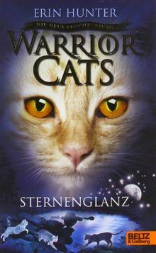 Warrior Cats - Die neue Prophezeiung. Sternenglanz: II, Band 4