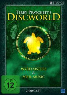 Terry Pratchett's Discworld: Soul Music & Wyrd Sisters (2 Disc Set)