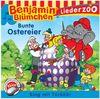 Benjamin Blümchen - Liederzoo: Bunte Ostereier