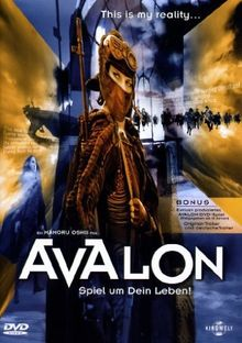 Avalon (inkl. DVD-Game)