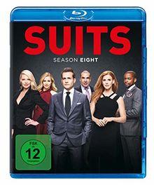 Suits - Season 8 [Blu-ray]