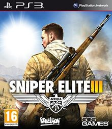 Third Party - Sniper Elite III Occasion [PS3] - 8023171034423